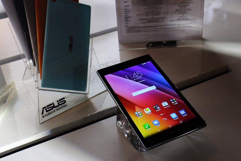 ASUS PH unveils iPad mini rival with 4GB of RAM