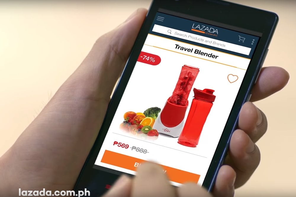 Lazada Philippines To Hold Biggest Sale Of The Year On 11