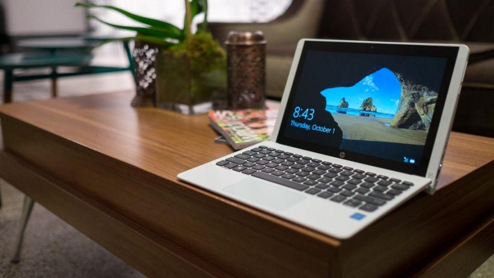 The HP Pavilion x2, via TechRadar