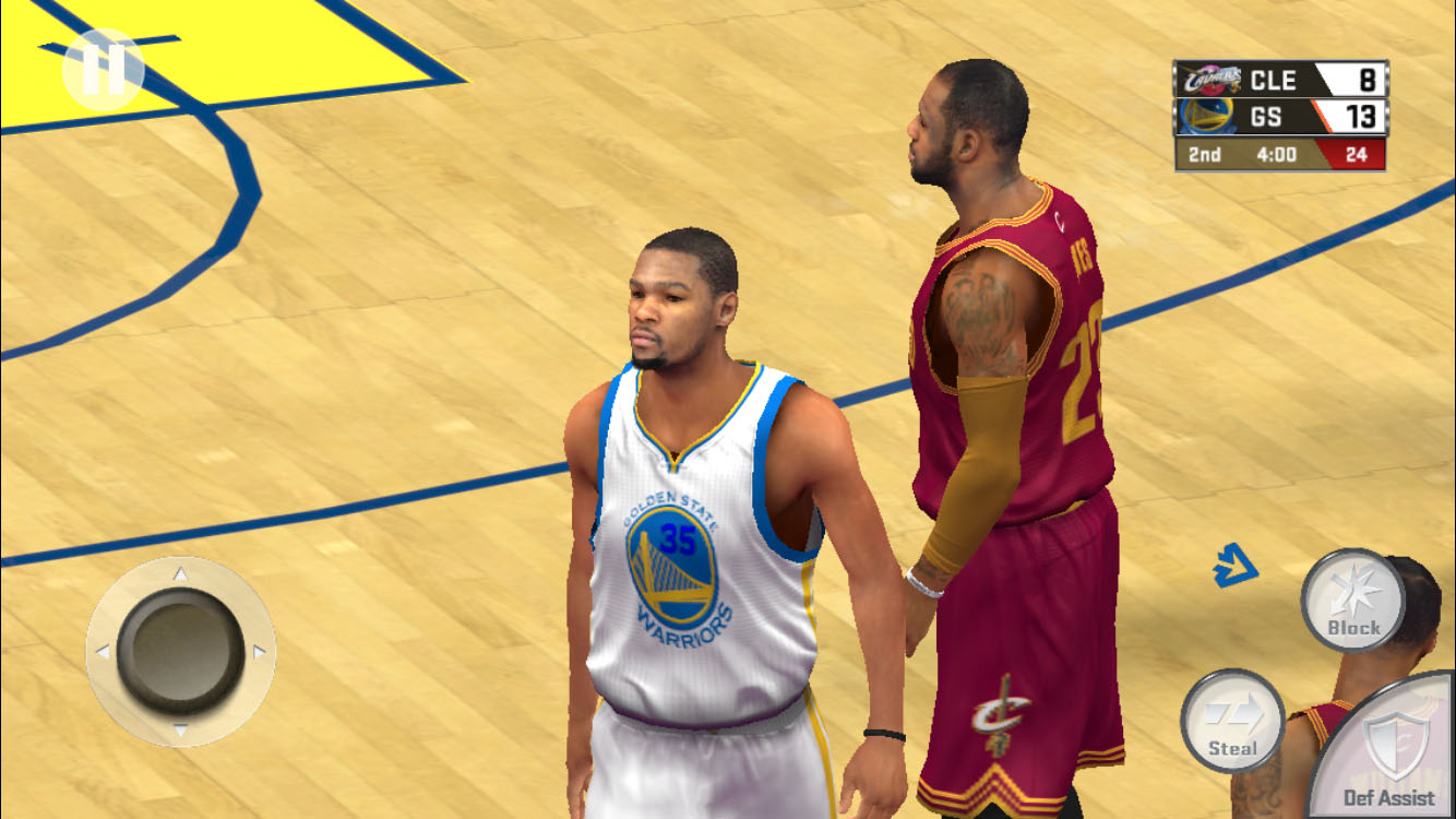 nba 2k17 free for android