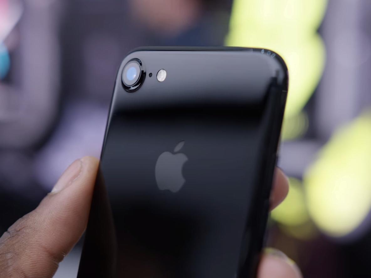 Apple iPhone 7 via Business Insider
