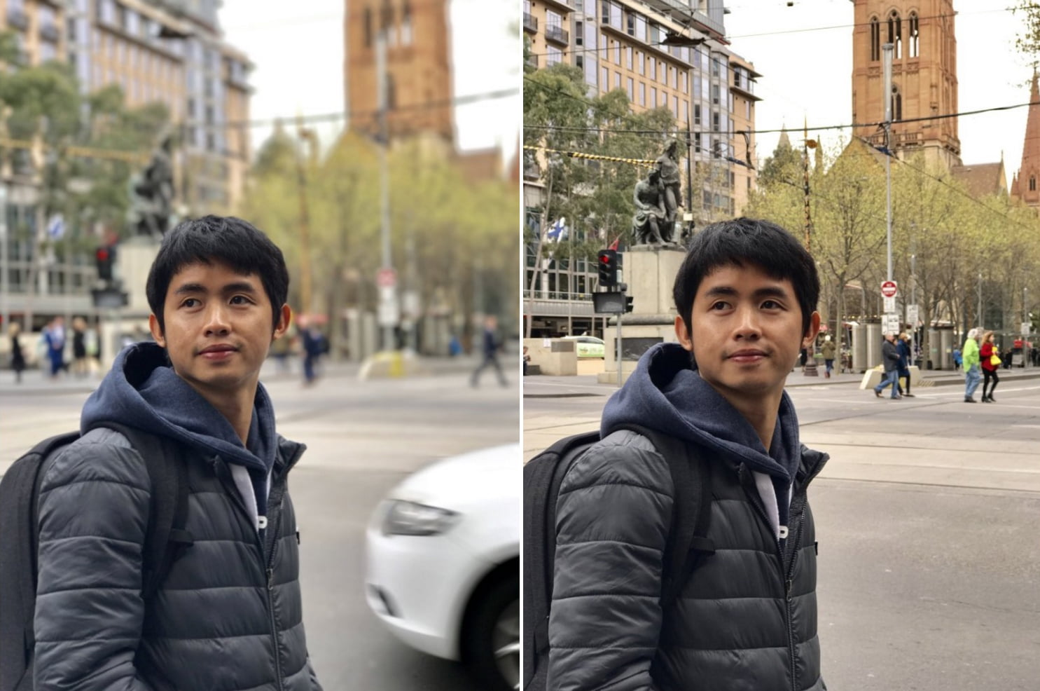Here Are Initial Sample Photos Taken In Iphone 7 Plus Portrait Mode