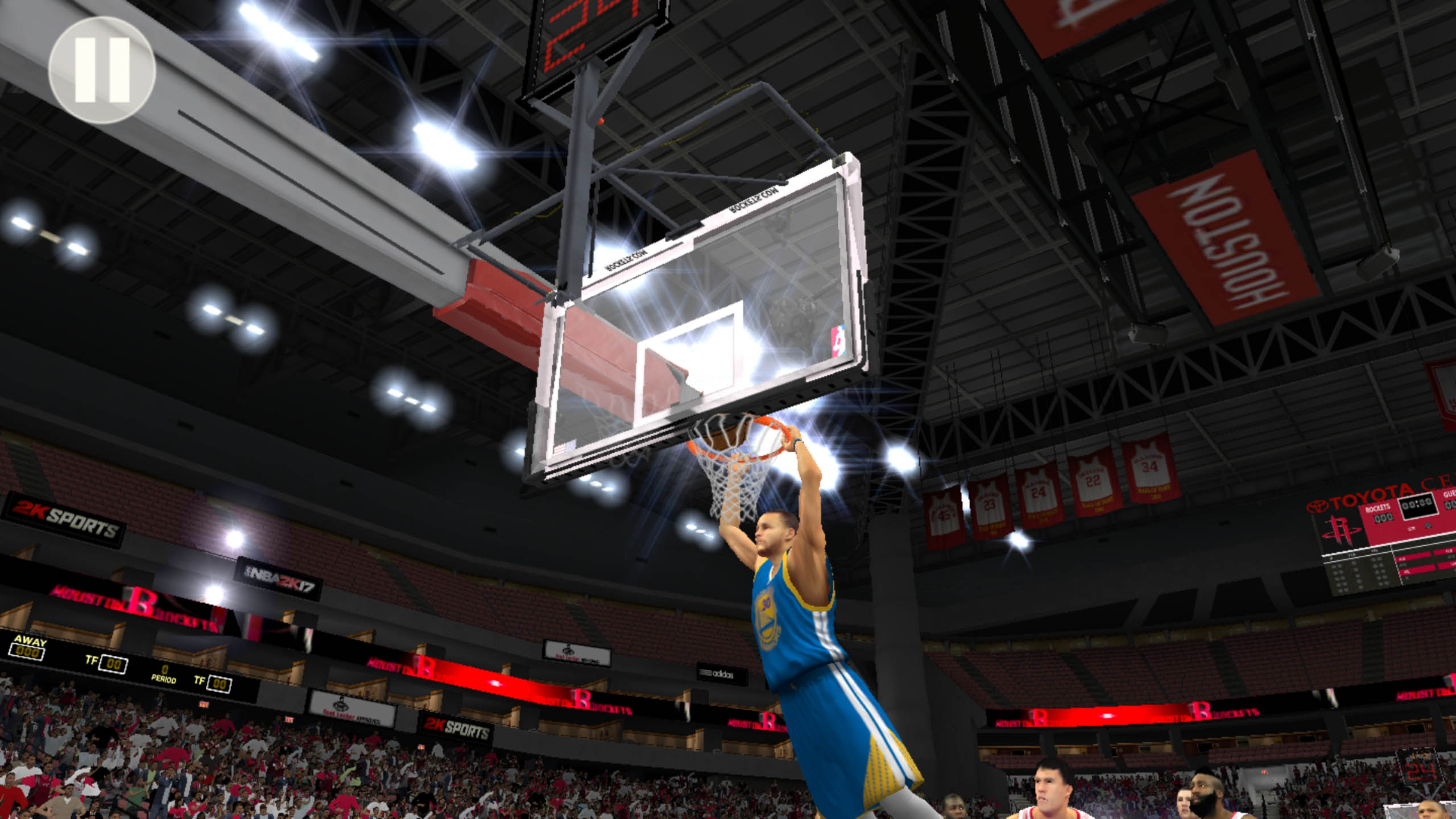 How NBA 2K17 for Android is different from the iOS version ...