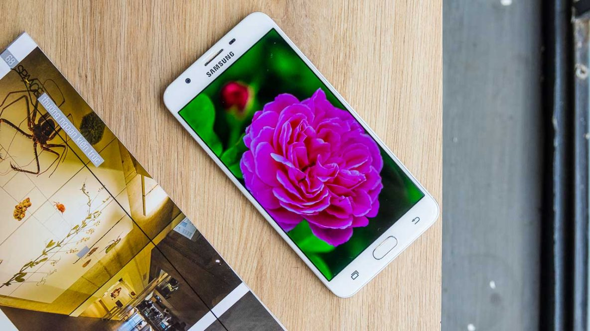 Samsung Galaxy J7 Prime by thegioididong.com