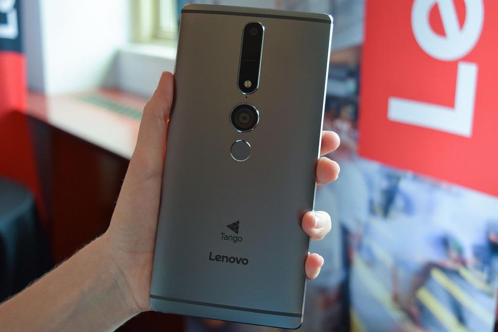 Lenovo Phab 2 Pro price and specs on Revu Philippines