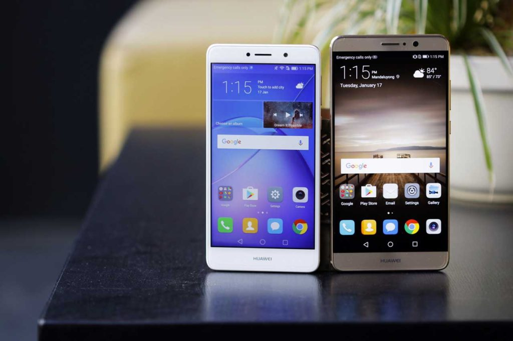 Huawei Mate 9 initial review by Revu Philippines