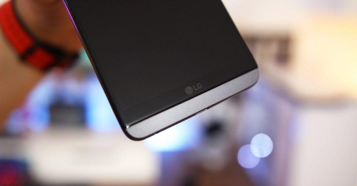 LG smartphone Philippines