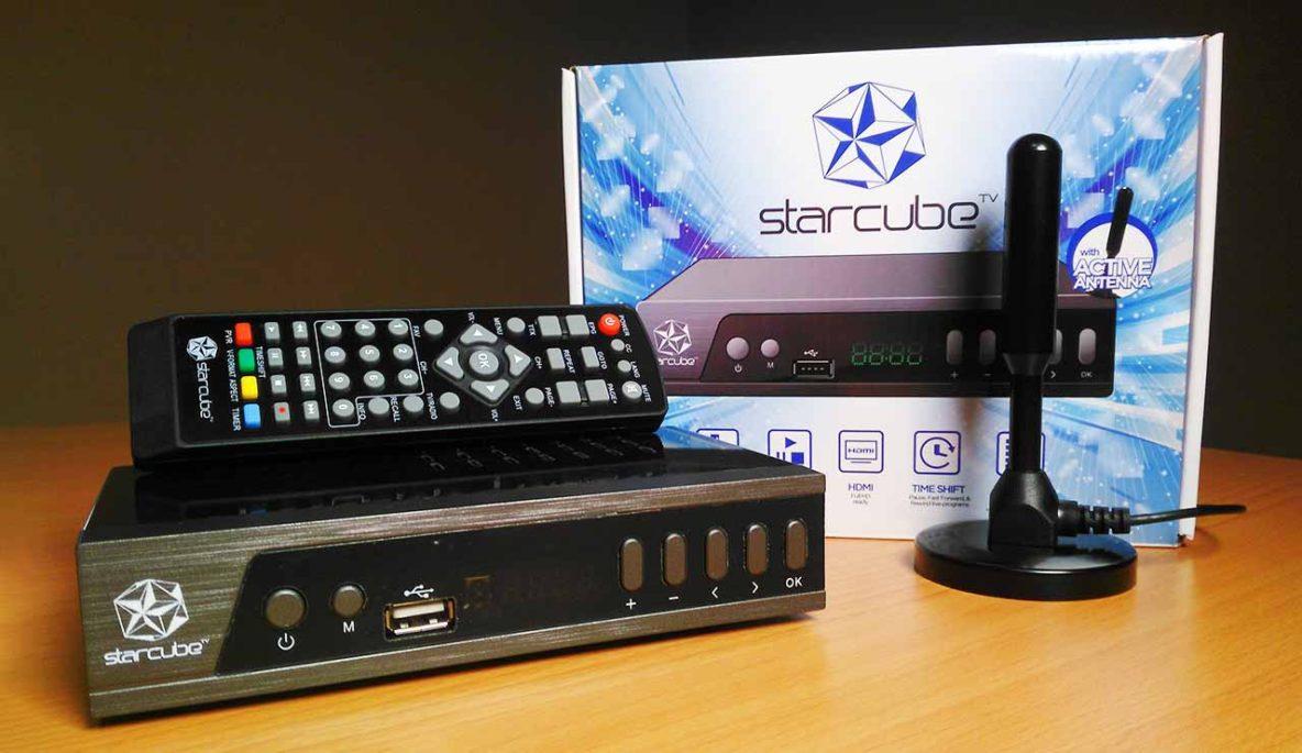 Starmobile's Starcube digital TV box by Elijah Mendoza