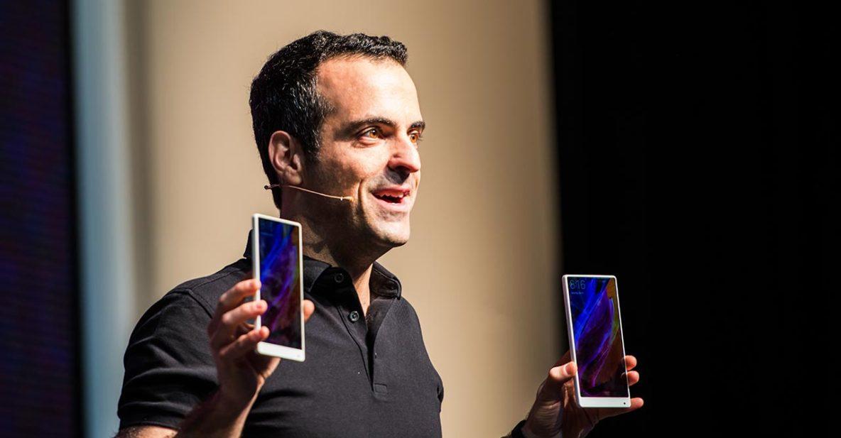 Xiaomi's Hugo Barra at CES 2017