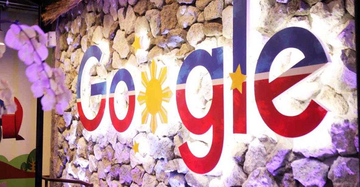 Google Philippines office in BGC, Taguig City, Metro Manila