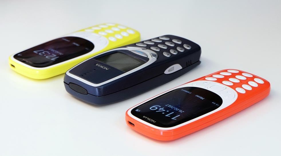 Nokia 3310 old vs new comparison on Revu Philippines