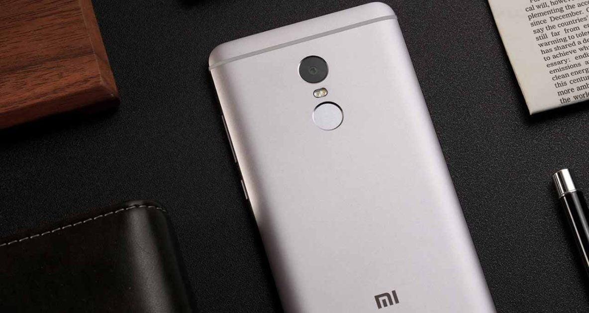 Xiaomi Mi Note 4 for Mi Note 5