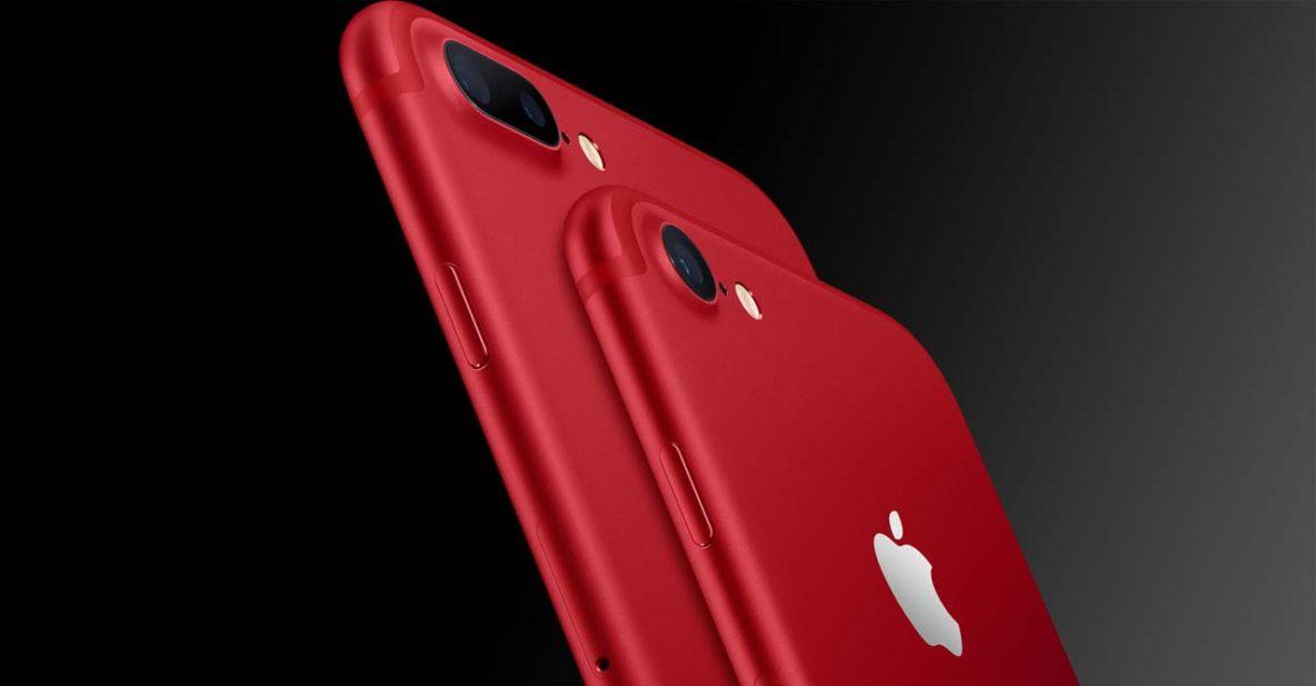 Apple iPhone 7 red price, specs_Philippines