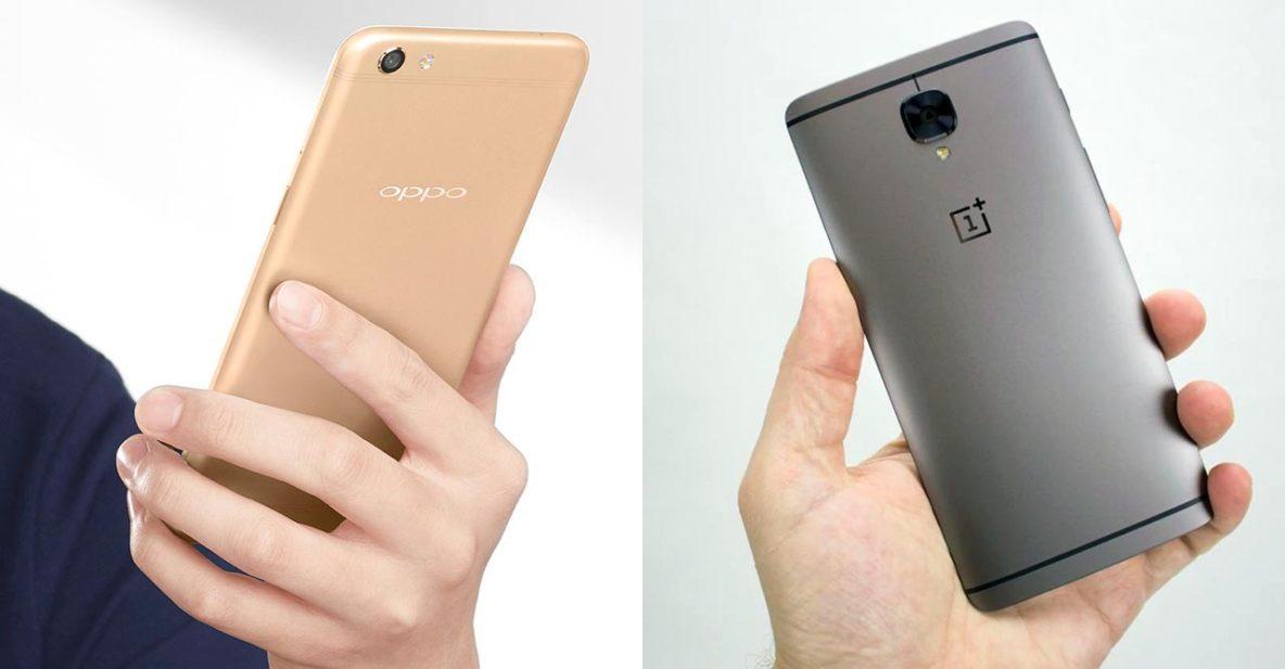 OPPO F3 Plus vs OnePlus 3T_specs, price_Revu Philippines
