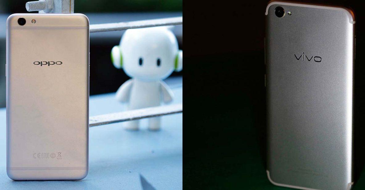 OPPO F3 Plus vs Vivo V5 Plus dual front camera_Philippines
