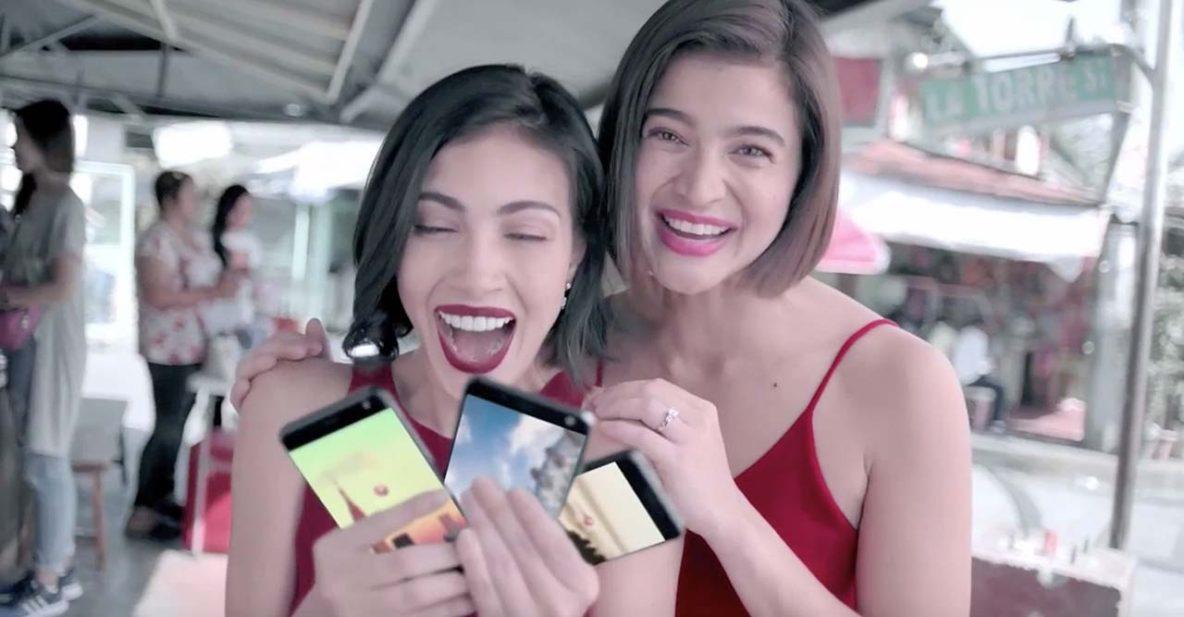 Anne Curtis Cherry Mobile P1, P1 Plus, and P1 Mini TVC on Revu Philippines