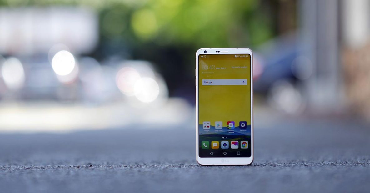 LG G6 review, price, specs_Philippines