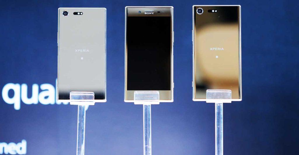 Sony Xperia XZ Premium price, specs_Revu Philippines