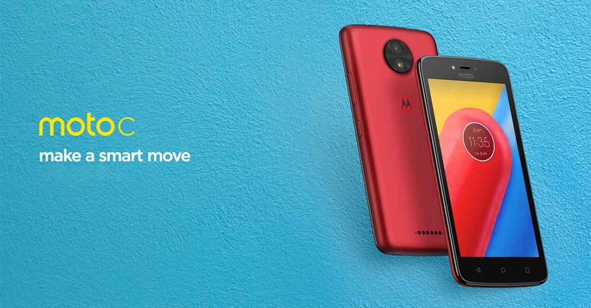 Lenovo Motorola Moto C price and specs_Philippines