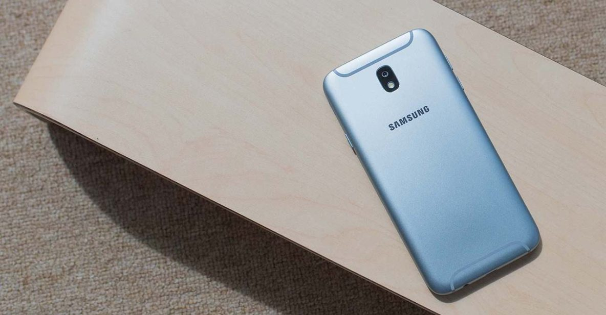 Samsung Galaxy J7 Pro via YTechB_Philippines
