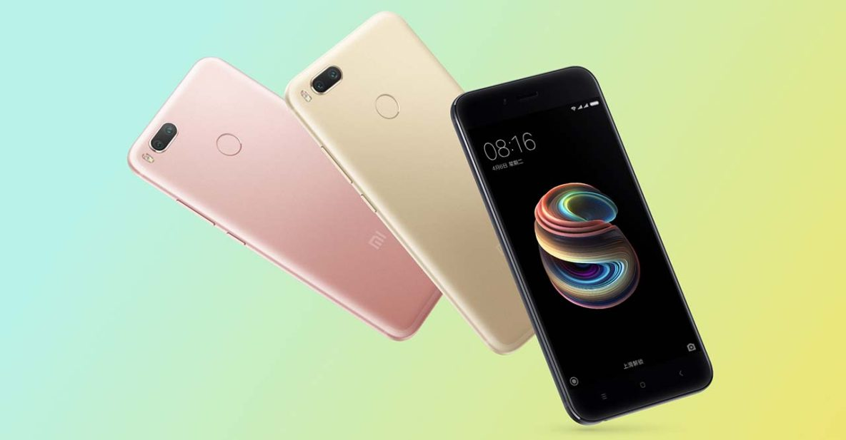 Xiaomi Mi 5X price and specs_Revu Philippines