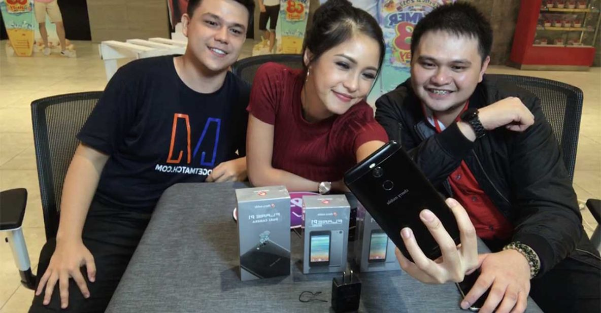 Cherry Mobile Selfie 2 price specs on Revu Philippines