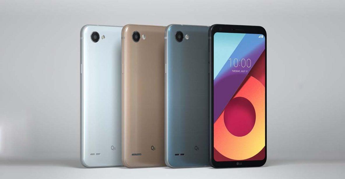 LG Q6 price and specs_Revu Philippines