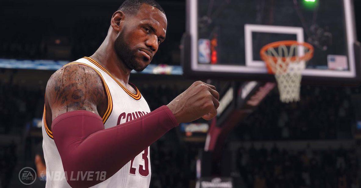 LeBron_NBA Live 18_Revu Philippines