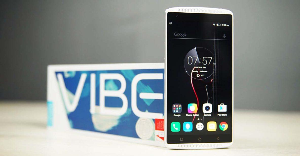 Lenovo Vibe X3 on flash sale on Lazada Philippines