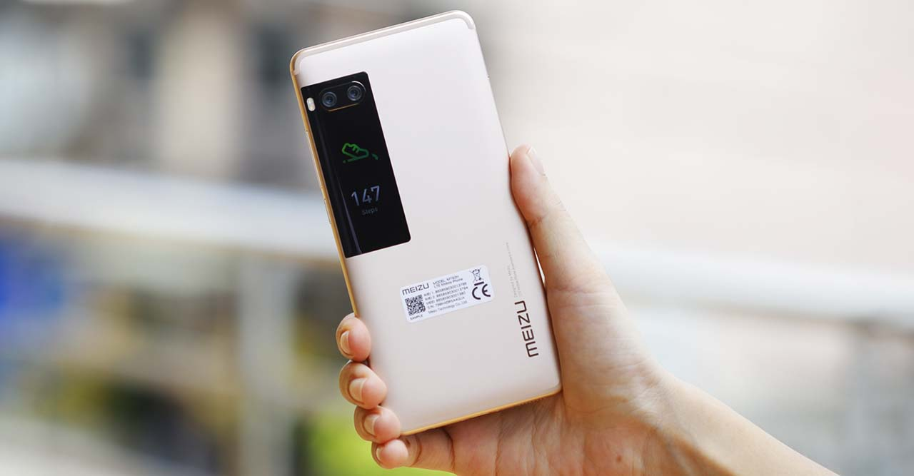 Review on the phone Meizu pro 7
