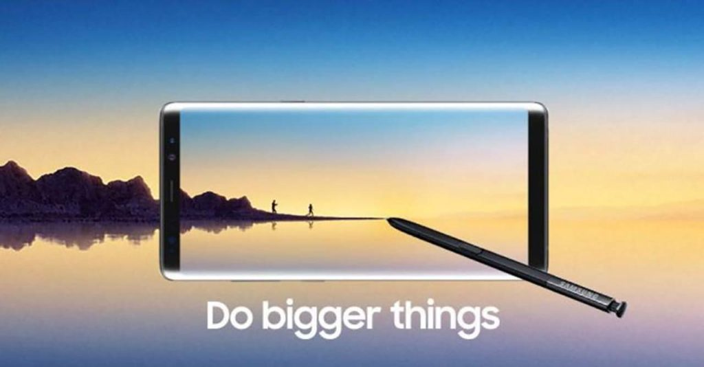 Samsung Galaxy Note 8 price and specs_Philippines