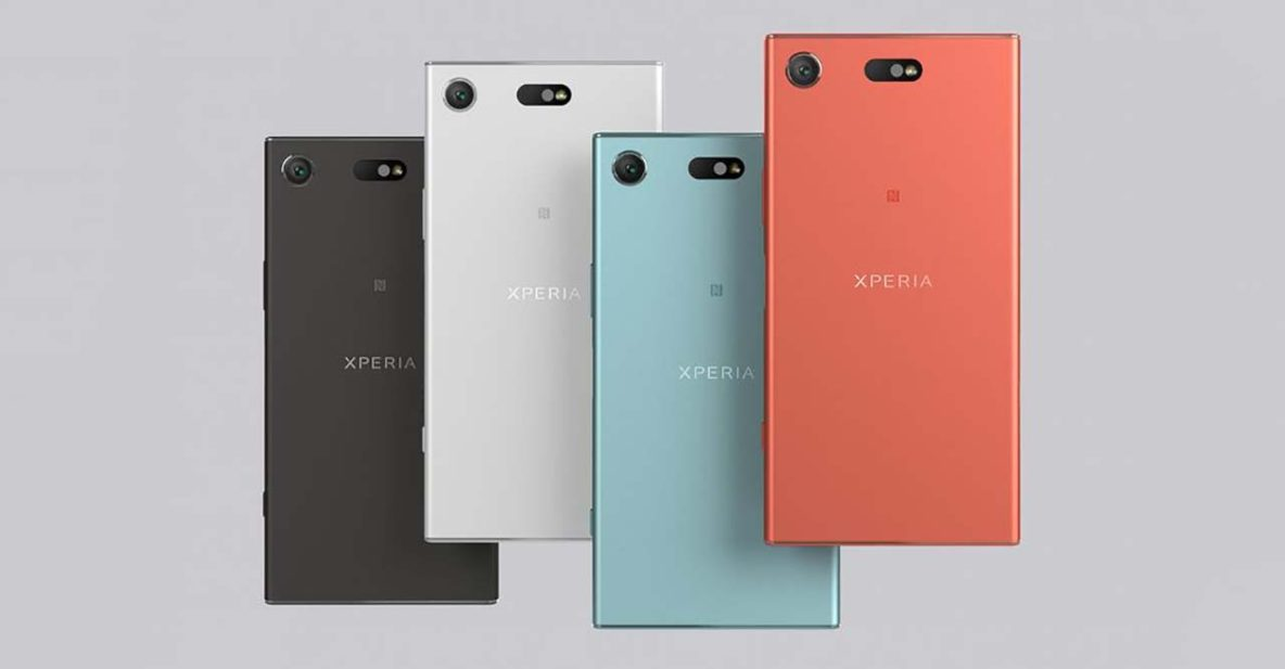 Sony Xperia XZ1 and XZ1 Compact price and specs_Revu Philippines