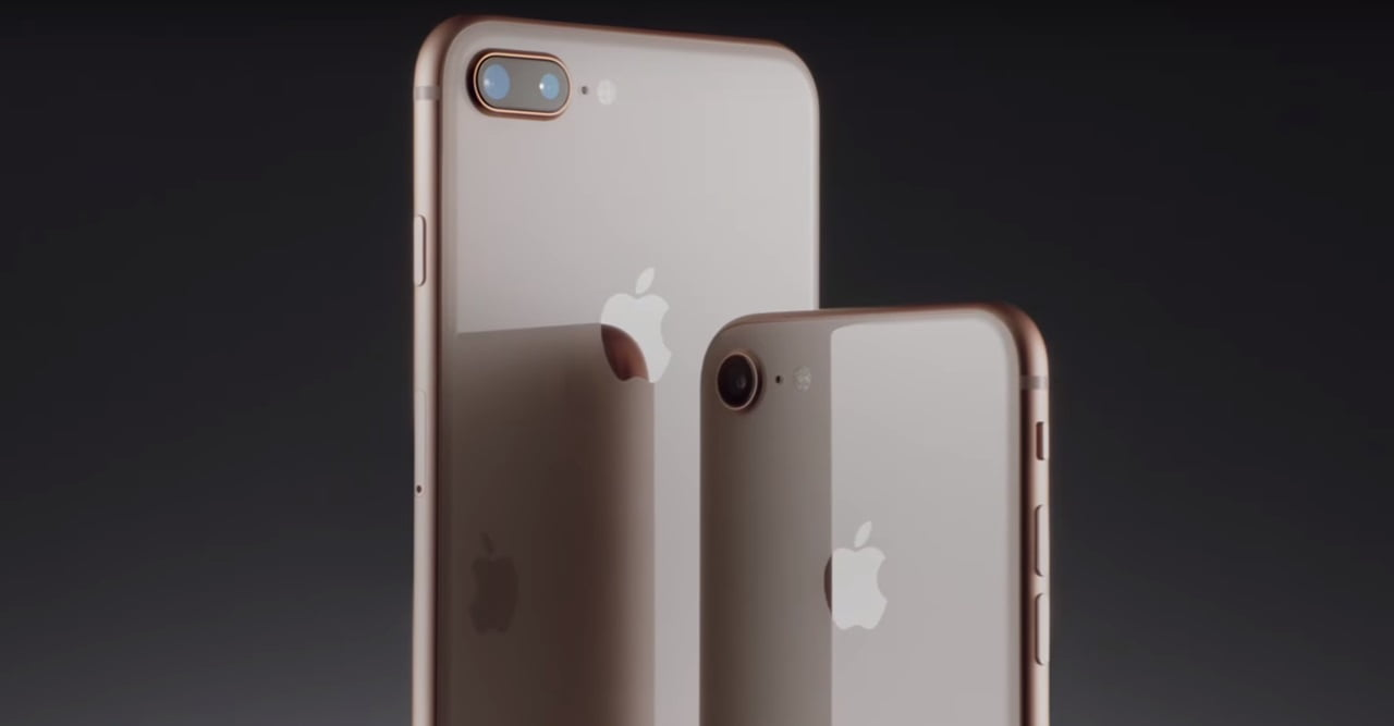 Apple iPhone 8 and 8 Plus Official Photos, Release Date ...