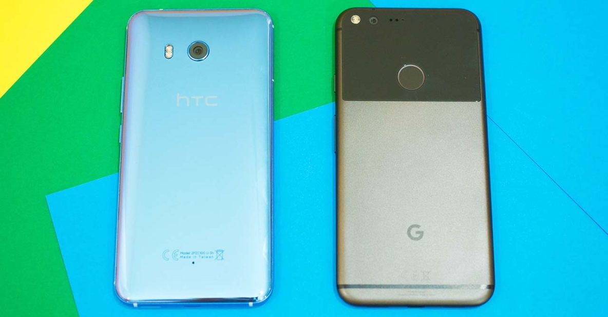 HTC U11 and Google Pixel_Revu Philippines