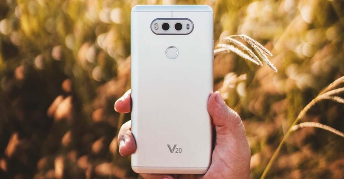 LG V20 sale price and specs_Revu Philippines