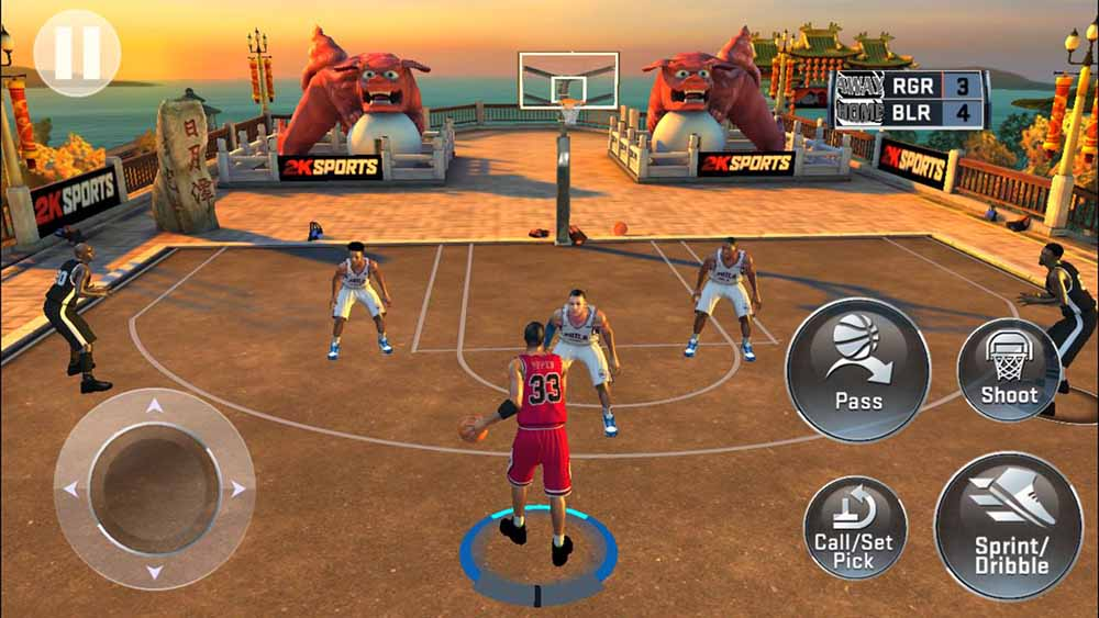 NBA 2K18 mobile app review_Philippines