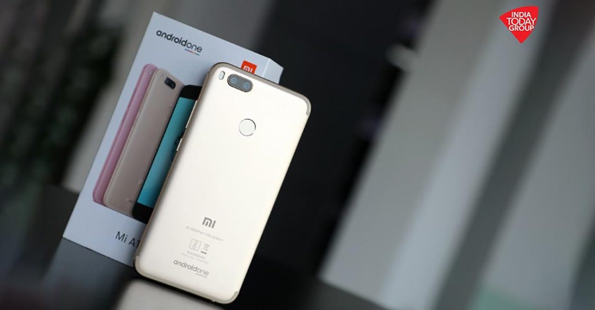 Xiaomi Mi A1 Android One price and specs_India Today Group_Revu Philippines