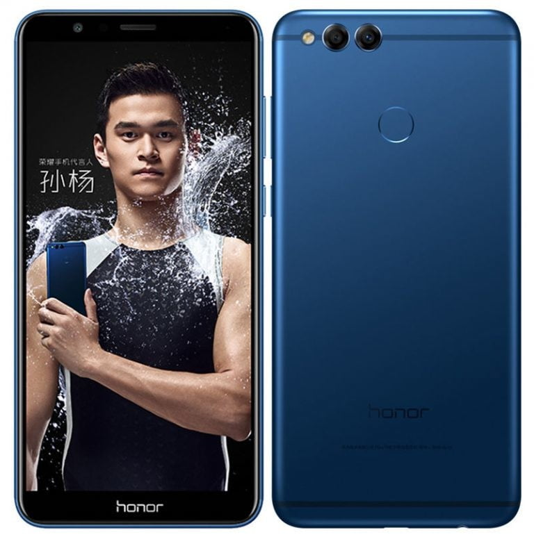 Huawei Honor 7X price and specs_Revu Philippines