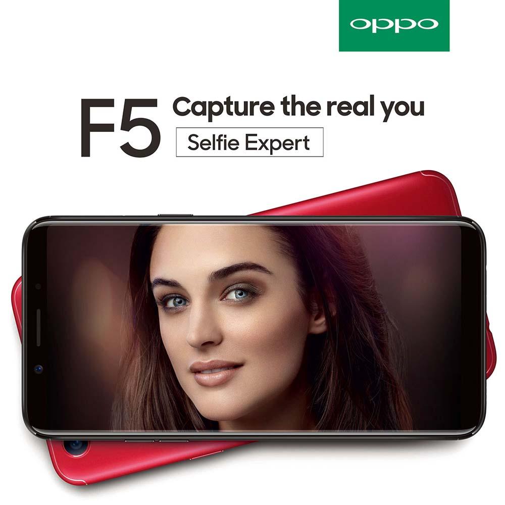 OPPO F5 price, specs, and launch_Revu Philippines
