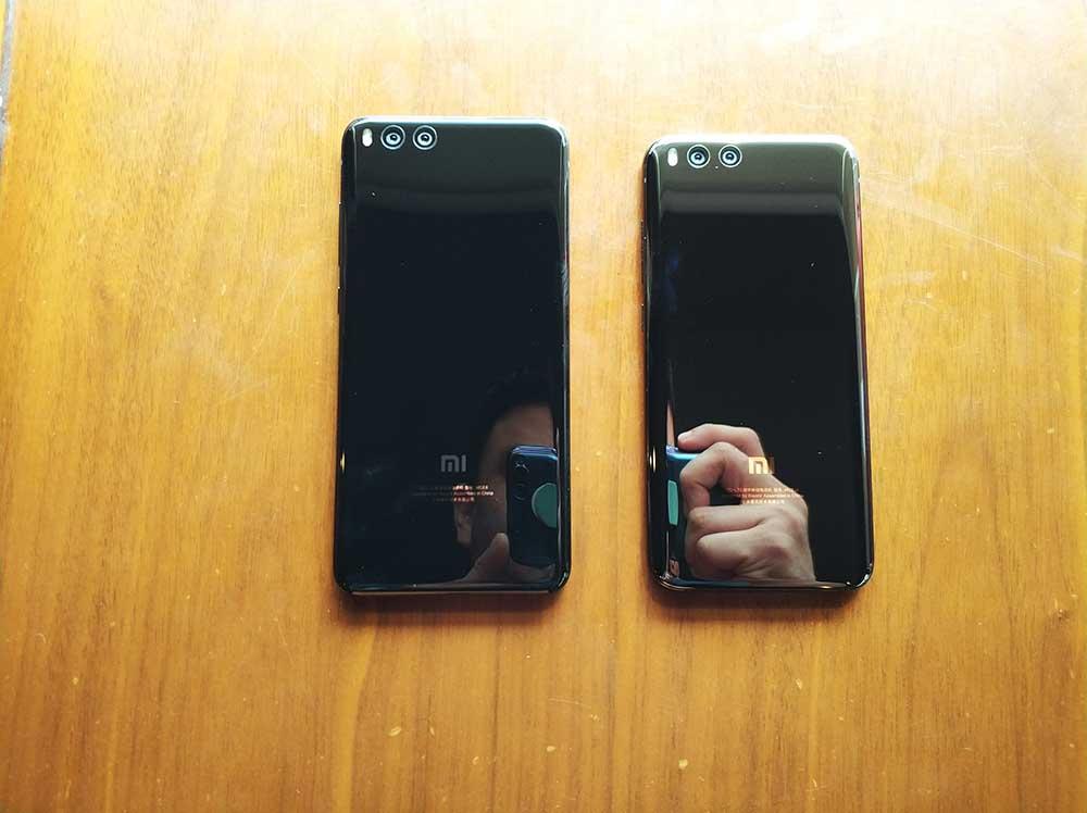 Xiaomi Mi Note 3 vs Mi 6_Revu Philippines
