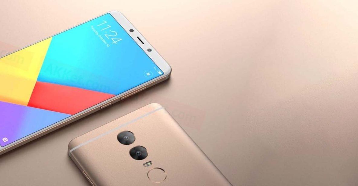 is this the xiaomi redmi note 5 budget phone   rev