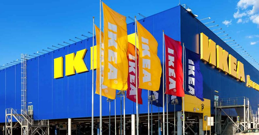 Ikea store on Revu Philippines