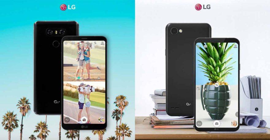 LG G6 Plus Q6 Plus price specs on Revu Philippines