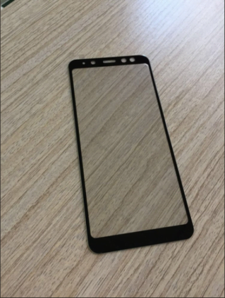 Samsung Galaxy A8 (2018) front panel on Revu Philippines