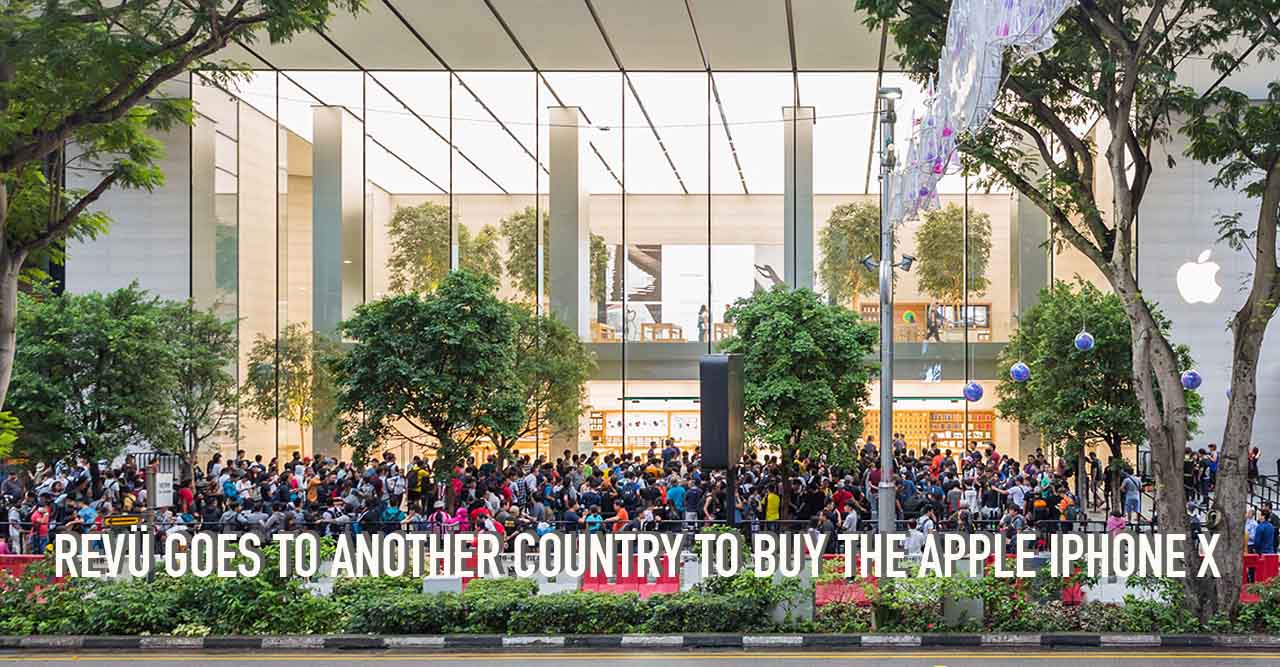 Apple Store Singapore on Revu Philippines
