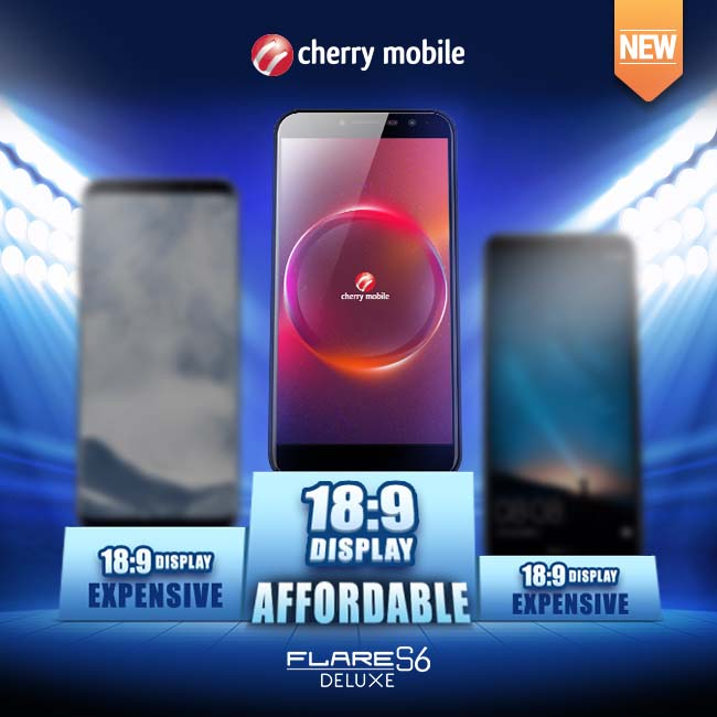 Cherry Mobile Flare S6 Deluxe price and specs on Revu Philippines