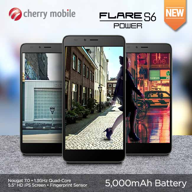 Cherry Mobile Flare S6 Power price and specs on Revu Philippines