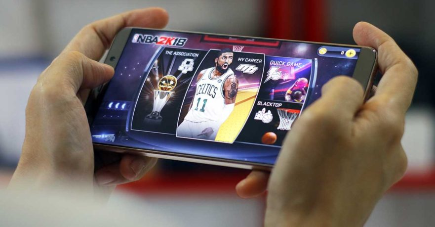 NBA 2K18 for Android on Revu Philippines
