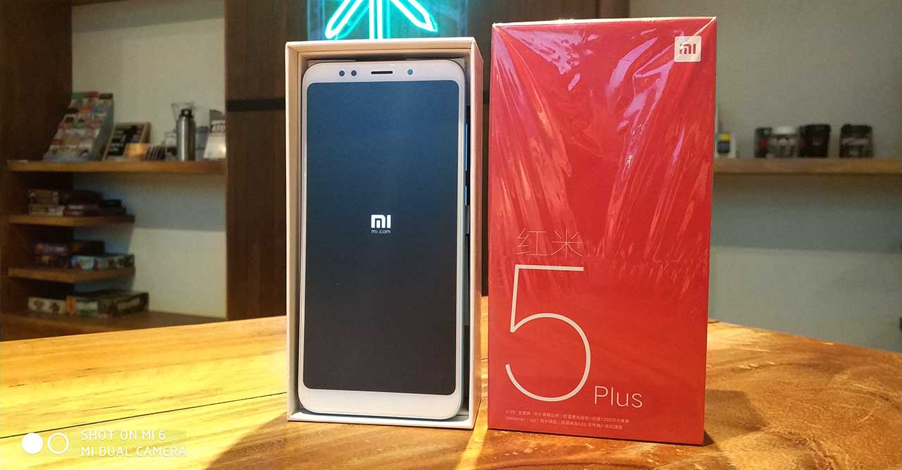 xiaomi redmi 5 plus review a worthy redmi note 4x upgrade rev. Black Bedroom Furniture Sets. Home Design Ideas