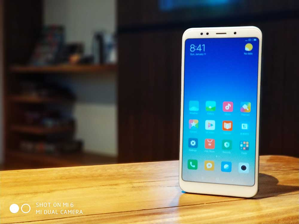 Xiaomi Redmi 5 Plus review on Revu Philippines